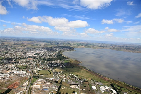 Aerial view of Colac 2