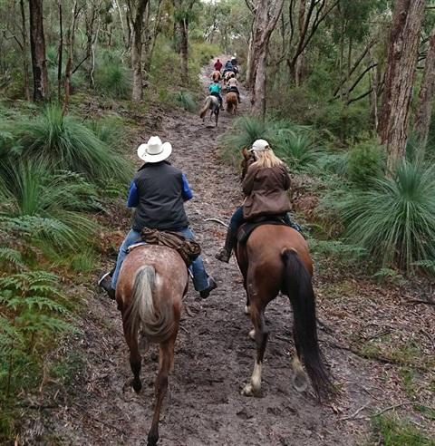 Julie Rimmer Memorial Navigation Ride - Colac Otway Shire
