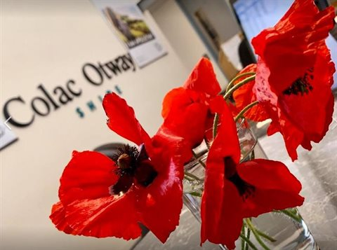 Remembrance Day 2018 - Colac Otway Shire