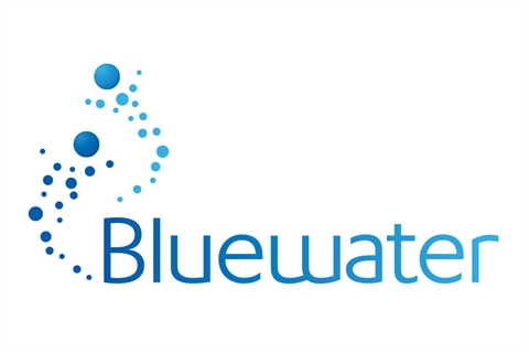 Bluewater news logo