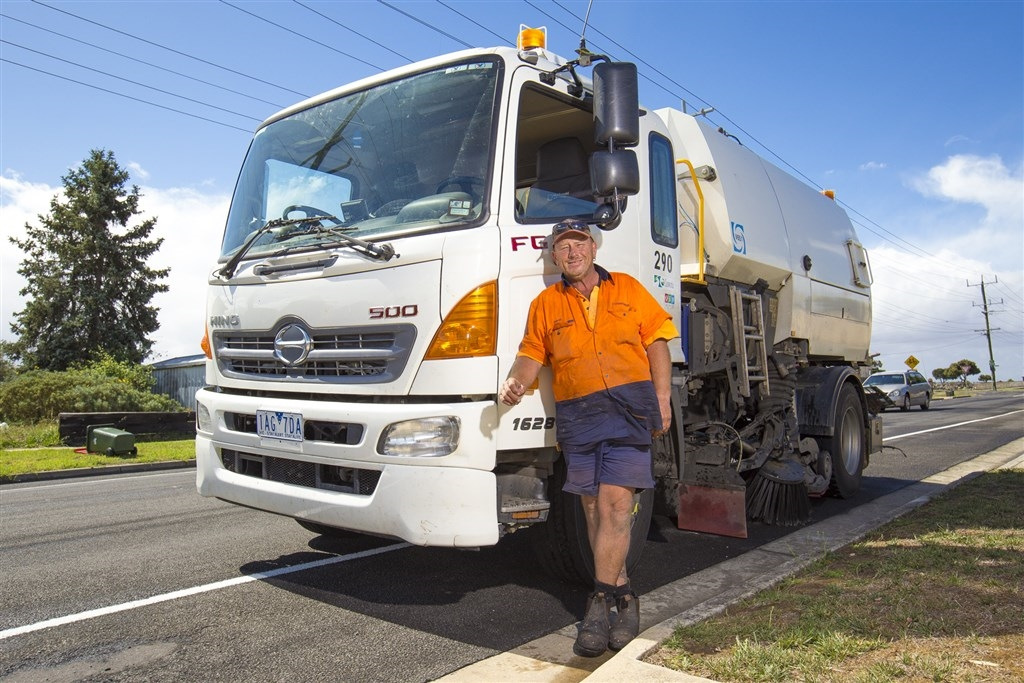 Street sweeping services in Colac Otway